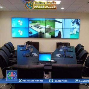 MAN HINH LCD GHEP SAMSUNG 49 INCH VIEN 5.5 MM