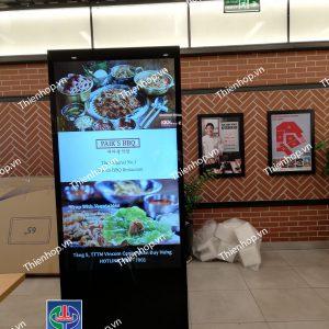 cung cap MAN HINH QUANG CAO LCD chan dung