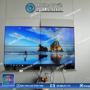 MAN HINH LCD GHEP 55 INCH - LG - VIEN 1.8MM